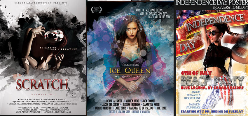 Film / Event Posters