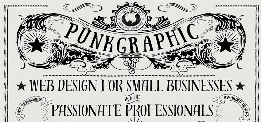 PunkGraphic is LIVE