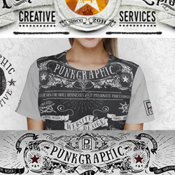 PunkGraphic Webdesigns