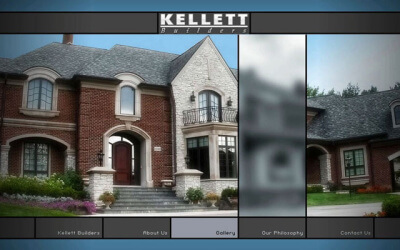 Kellett Website Design