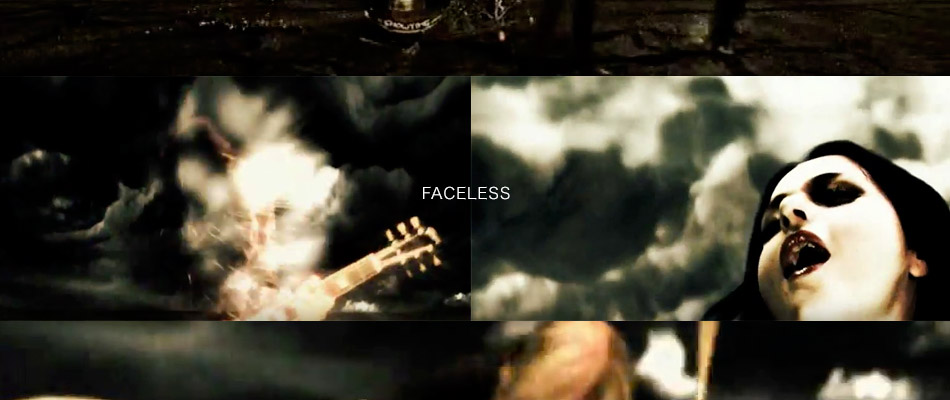 Faceless music video FX