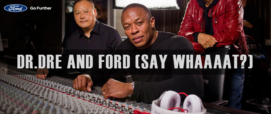 Dr. Dre Campaign Concept (and more)