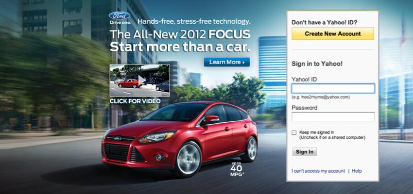 Focus Yahoo Reveal