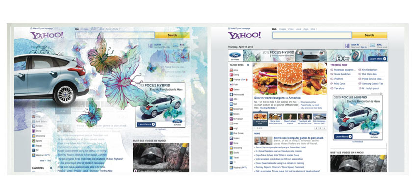Yahoo-hpto Concept Haris Cizmic - Creative Services from Detroit to Sarajevo
