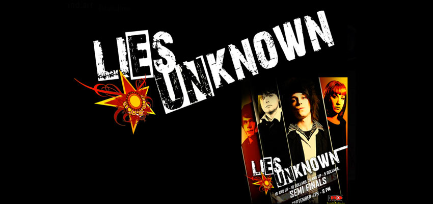 Lies Unknown Haris Cizmic - Creative Services from Detroit to Sarajevo