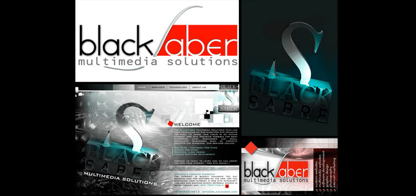 Black Saber Haris Cizmic - Creative Services from Detroit to Sarajevo