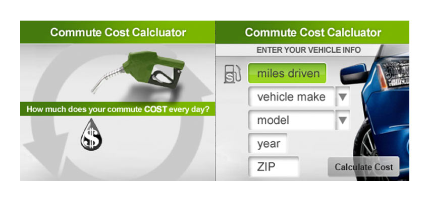 Commute Cost Calc Haris Cizmic - Creative Services from Detroit to Sarajevo
