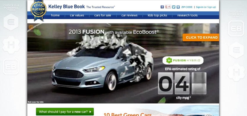 Ford Fusion HPTO Haris Cizmic - Creative Services from Detroit to Sarajevo