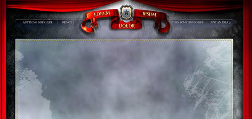 Website Scene