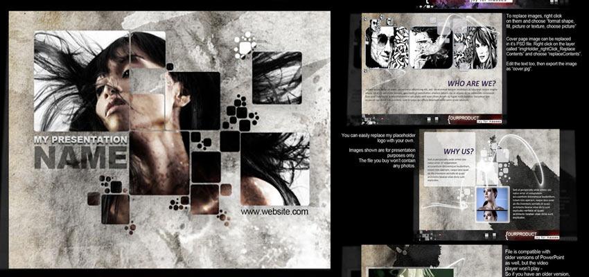 Grunge Catalog