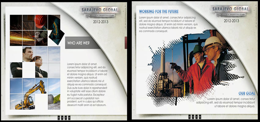 Business Catalog Haris Cizmic - Creative Services from Detroit to Sarajevo