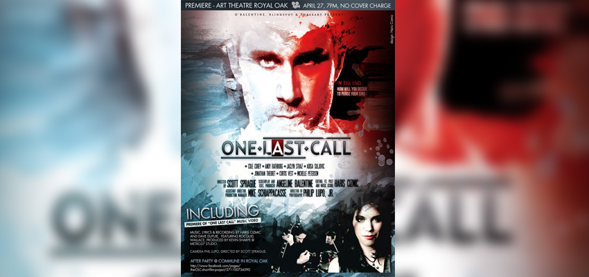 One Last Call - Poster Haris Cizmic - Creative Services from Detroit to Sarajevo