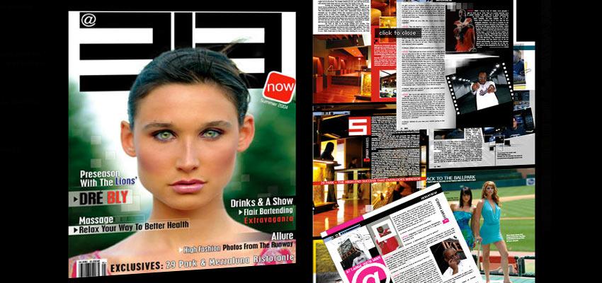 @313Now Magazine