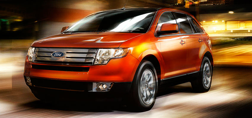 Ford Edge – Wallpaper