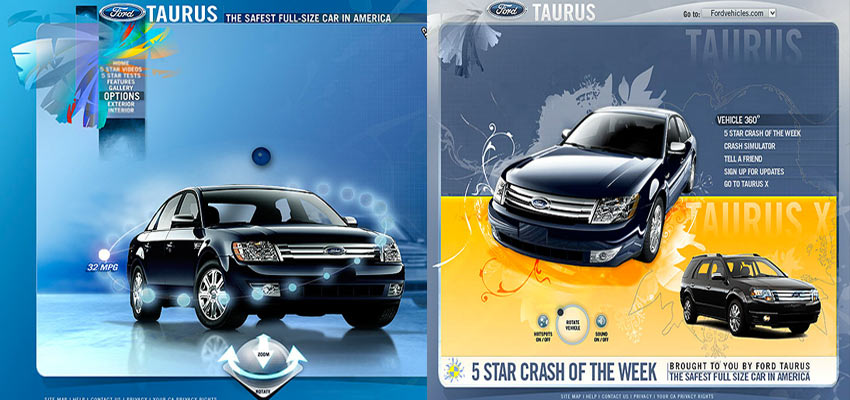 Taurus Concept – Vintage 2008