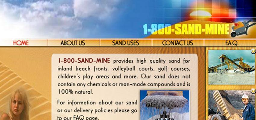 1-800-SandMine