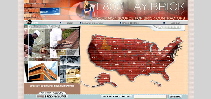 1-800-Lay-Brick