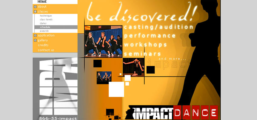 Impact Dance Haris Cizmic - Creative Services from Detroit to Sarajevo