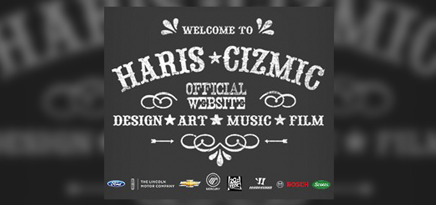 Haris Cizmic Logo Haris Cizmic - Creative Services from Detroit to Sarajevo