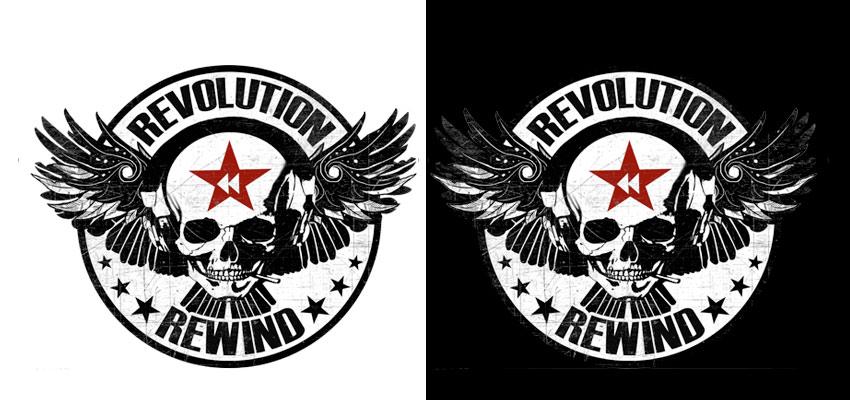 Revolution Rewind Logo