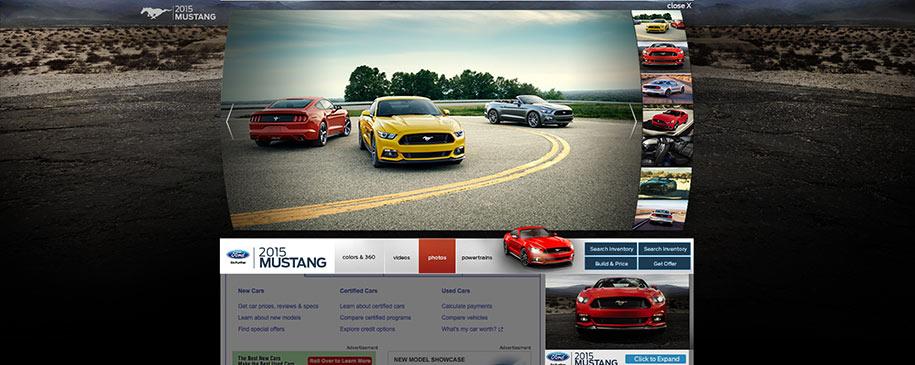 Mustang HPTO