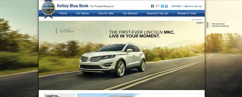 2015 Lincoln MKC - KBB Haris Cizmic - Creative Services from Detroit to Sarajevo 3