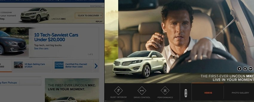 2015 Lincoln MKC - KBB Haris Cizmic - Creative Services from Detroit to Sarajevo 5