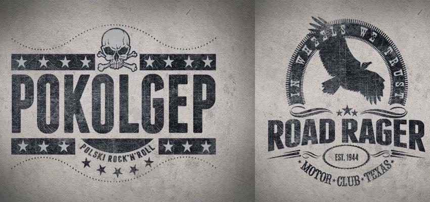 Grunge Logos