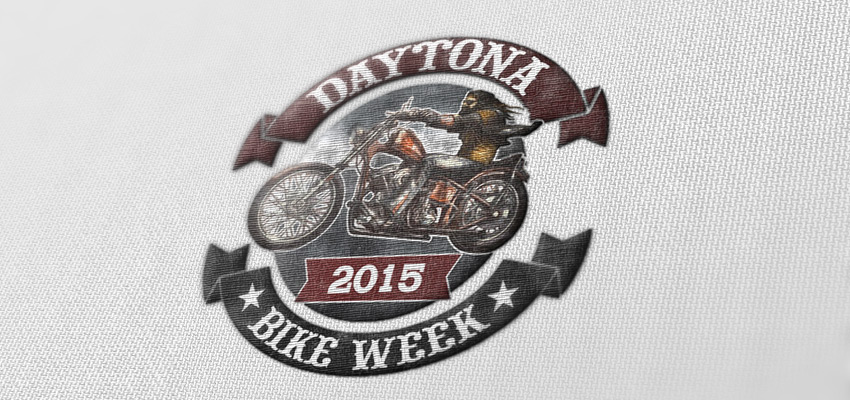 Daytona Week 2015 Logo Haris Cizmic - Creative Services from Detroit to Sarajevo 1