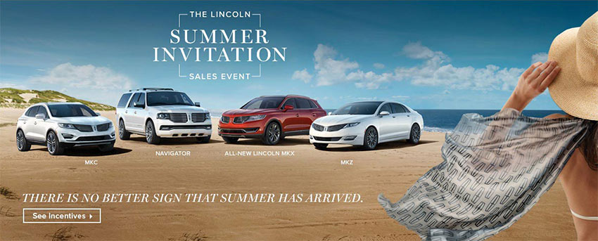 Lincoln Summer Event