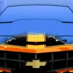 Chevy Camaro Website