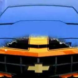 Chevy Camaro Website