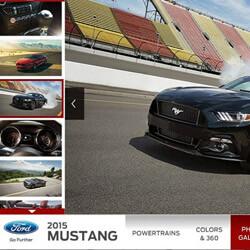 2015 Mustang HPTO