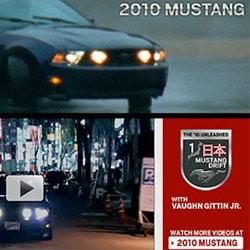 Tokyo Drift – Ford Mustang