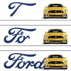 Ford Car Platform