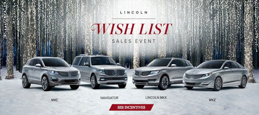 Lincoln.com Billboard