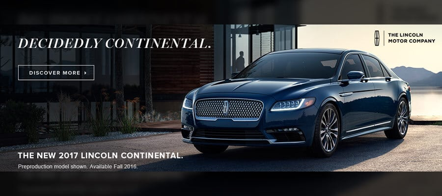 2017 Lincoln Continental Haris Cizmic - Creative Services from Detroit to Sarajevo 2