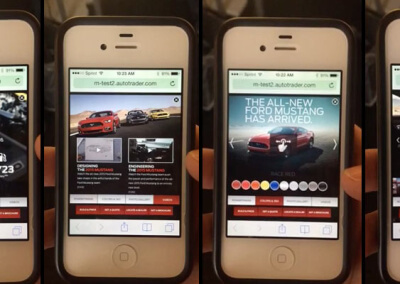Mobile Designs Haris Cizmic - Creative Services from Detroit to Sarajevo 4