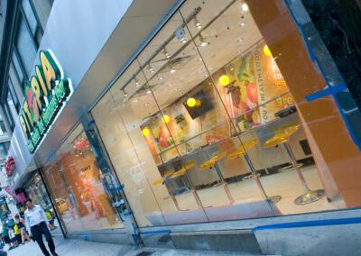 Interior Design of a New York Deli Haris Cizmic - Creative Services from Detroit to Sarajevo 6