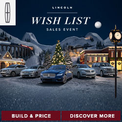 2016 Lincoln wishlist